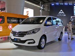 2013广州车展上汽大通 G10