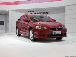 2009上海车展国产Lancer