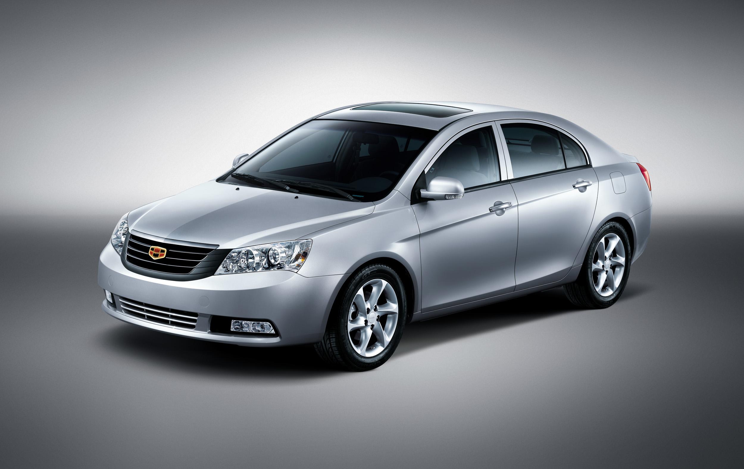 新品牌 吉利帝豪打造中国汽车的新形象 图4_58车