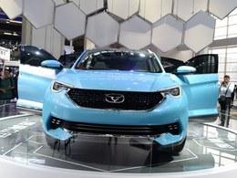 2016北京车展凯翼X5
