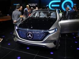 2016巴黎车展Generation EQ