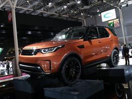 2016巴黎车展发现5