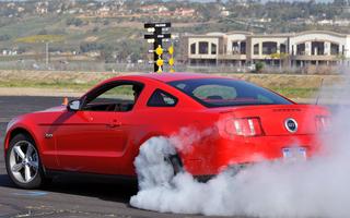 2011款福特野马GT列表 汽车点评高清图片