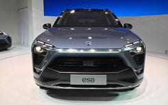 蔚来首款量产车型 ES8