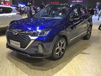 2017上海车展 首发新车