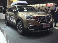 中华新款V3车型正式亮相