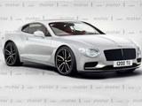 宾利全新欧陆GT 将于法兰克福车展首发