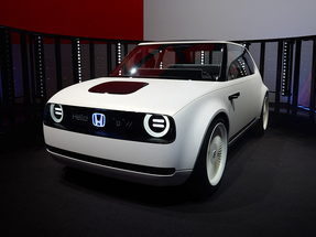 2017法兰克福车展 本田Urban EV概念车