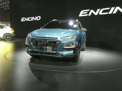 2017广州车展 现代ENCINO国内正式亮相