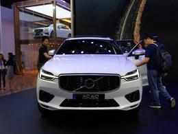 2017广州车展沃尔沃XC60