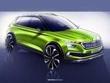 斯柯达VISION X设计图 日内瓦车展亮相