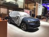2018日内瓦车展探馆 沃尔沃XC40提前亮相