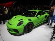 日内瓦车展保时捷 911 GT3 RS