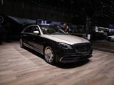 2018年日内瓦车展 迈巴赫S级正式亮相