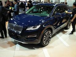 2018北京车展 林肯新MKC车型正式发布
