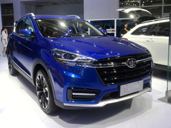 2018北京车展 骏派D80紧凑SUV正式亮相