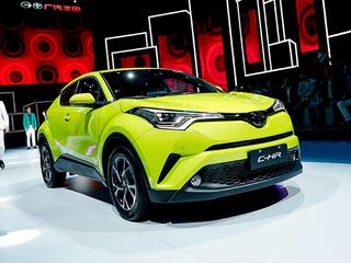 丰田C-HR购车手册 推荐领先版及豪华版