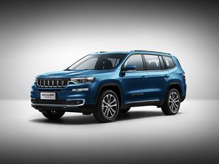 Jeep指挥官5座版上市 25.98万元起售