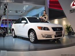 2010广州车展长丰CP2