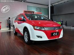 2010广州车展比亚迪e6
