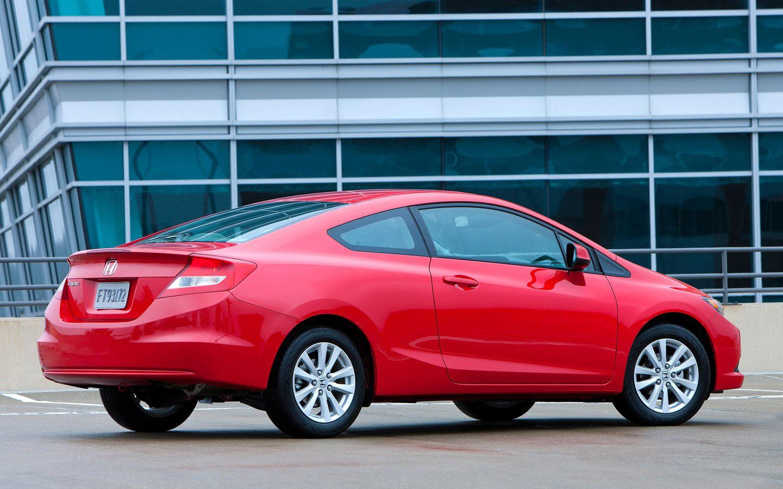 2012款本田思域coupe