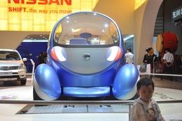 2011成都车展日产pivo2