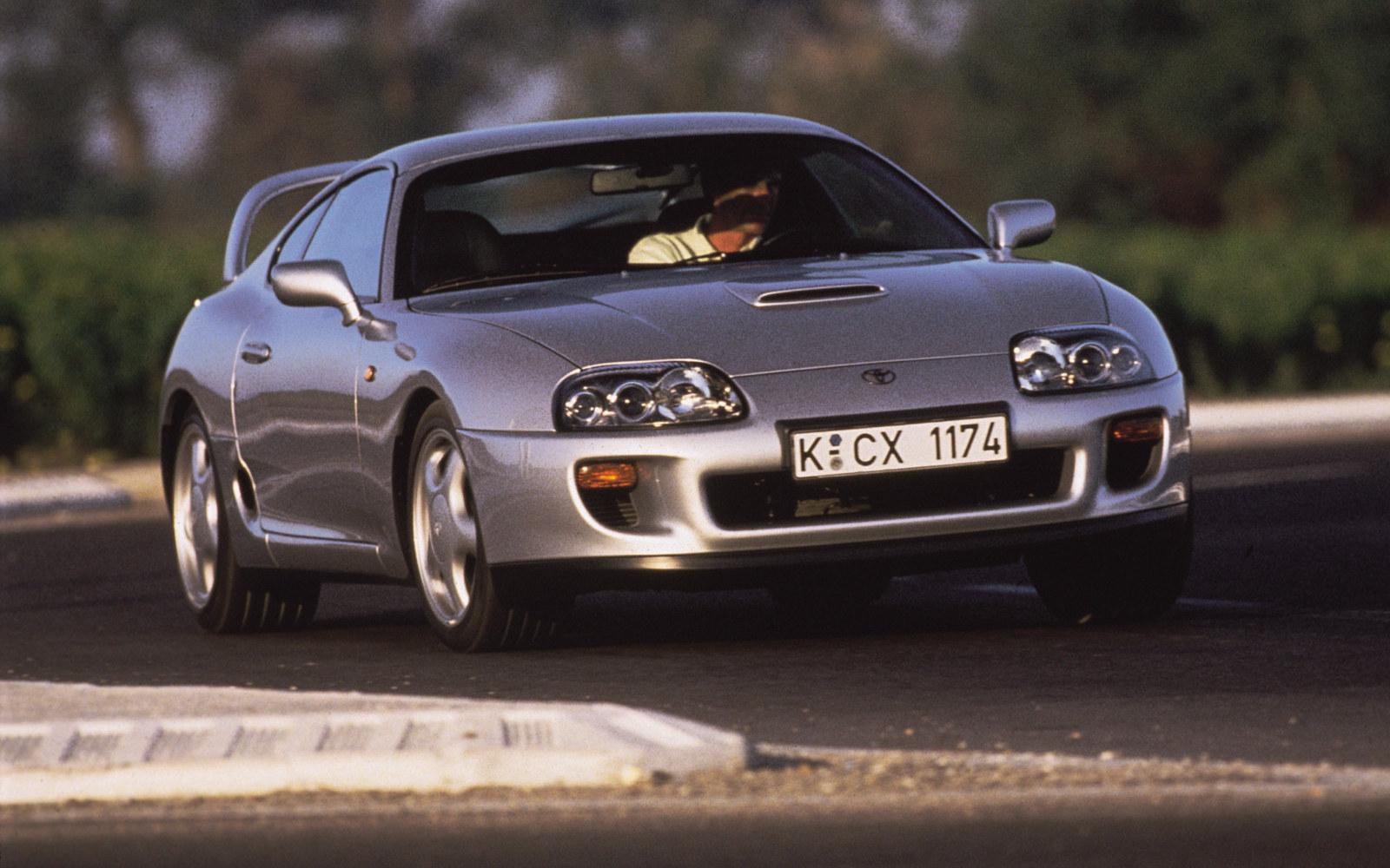 1996款丰田supra